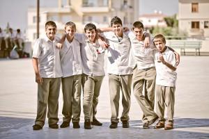 Ученики Grammar School