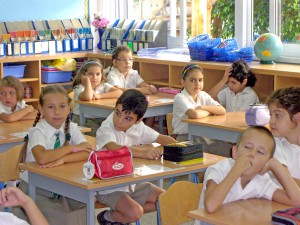 Класс в Grammar School Junior