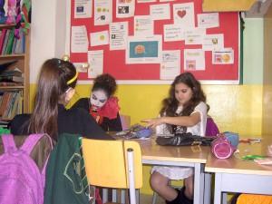 Карнавал в Grammar School Junior