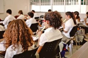 Урок музыки в Grammar School