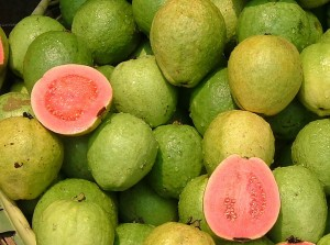 guavas in Cyprus