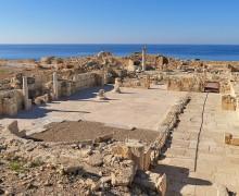 Древний город Курион