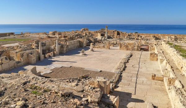 Как попасть в прошлое? Археологическое приключение в Курионе