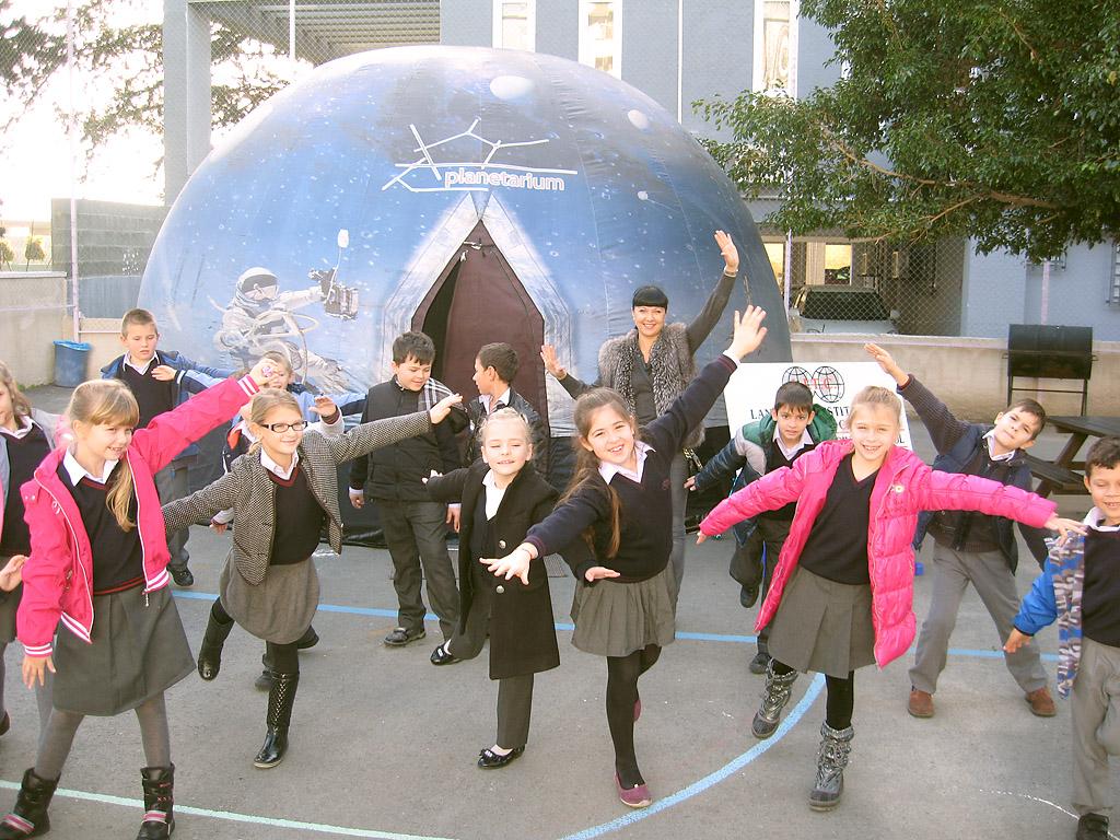 Планетарий школы L.I.T.C.