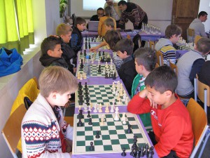 Шахматный турнир в школе L.I.T.C.