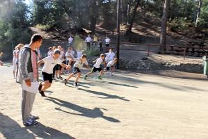 Спортивный день в школе L.I.T.C.