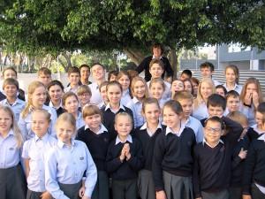 Ученики  школы L.I.T.C.