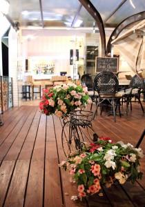 Французское кафе в Лимассоле My Miniatures