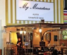 Французское кафе My Miniatures
