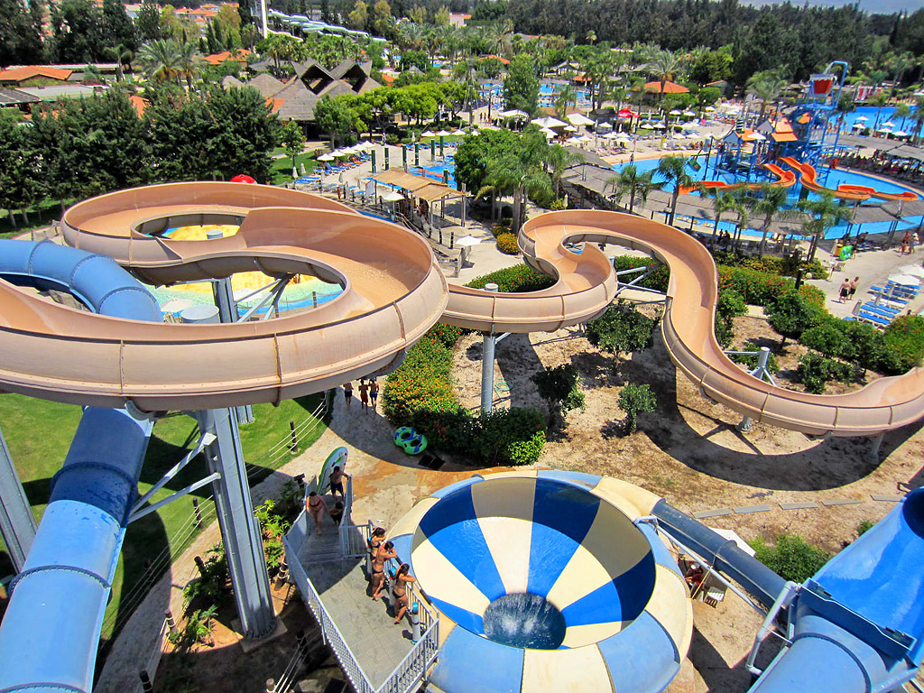 The Water Park in Fasouri