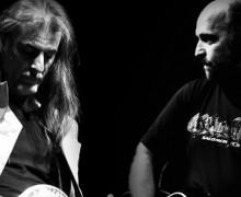 Рок концерт Filippos Pliatsikas и Mpampis Stokas