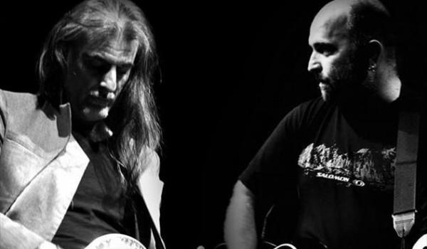 Рок-концерт Filippos Pliatsikas и Mpampis Stokas