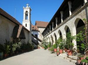 Chysoroyiatissa Monastery