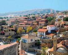 Деревня Калавасос