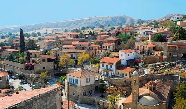 Агротуризм на Кипре: деревня Калавасос