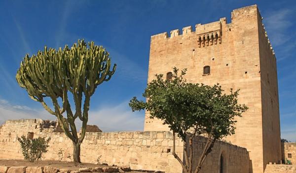 Замок Колосси – наследие рыцарей
