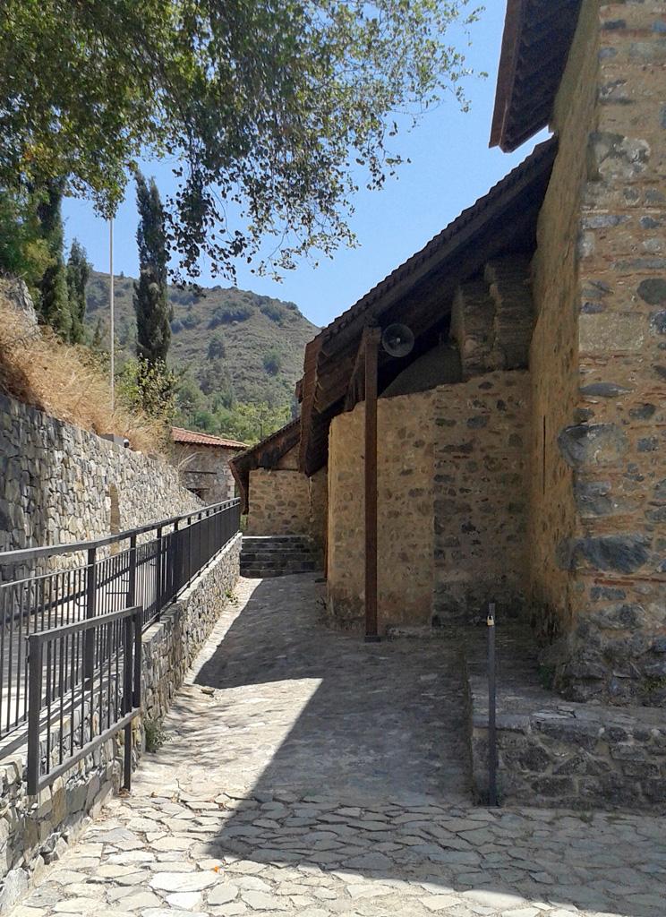 Монастырь Святого Иоанна Лампадиста