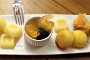 Десерт в ресторане Limanaki