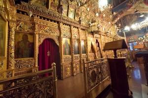 Монастырь Trooditissa