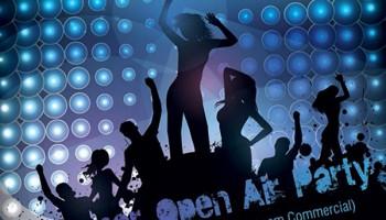 Aphrodite open air party