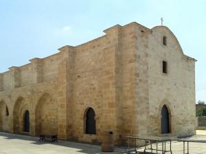 Старая  церковь Пресвятой Богородицы