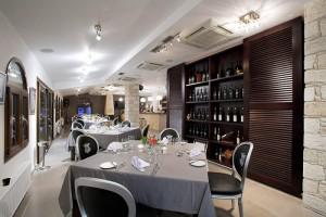 Ресторан винодельни Hadjiantonos
