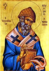 Иконо св. Спиридона