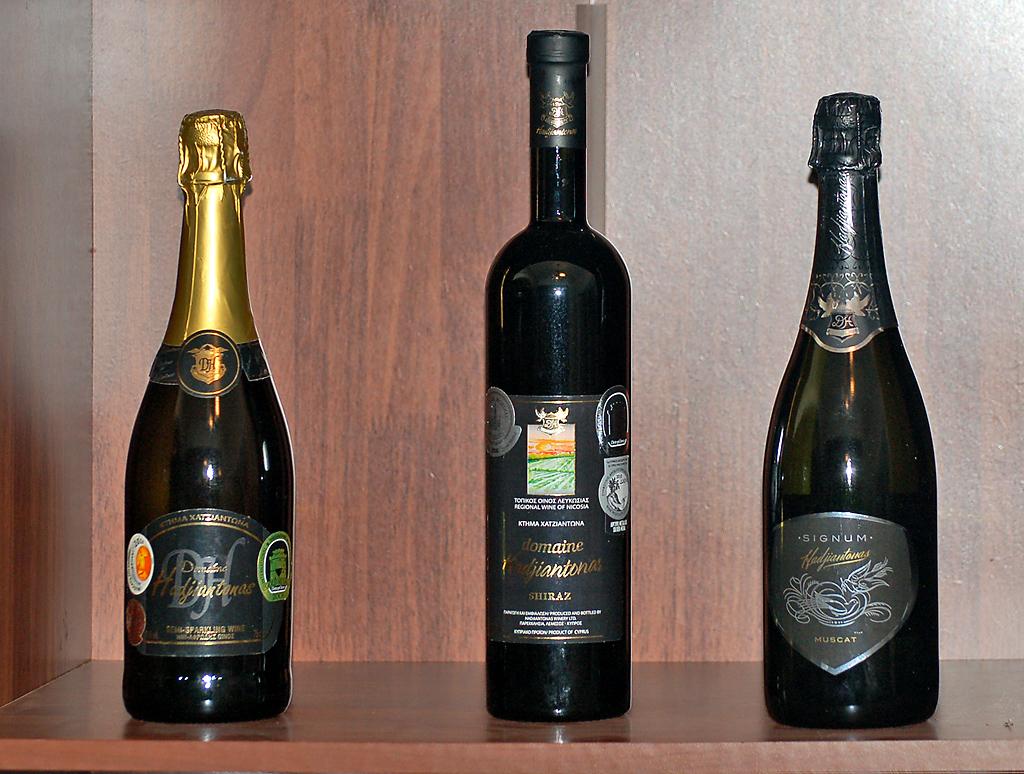 Вино Hadjiantonos