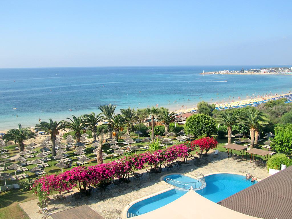 Пляж отеля Alion