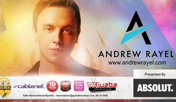 Andrew Rayel в Guaba Beach Bar