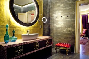 Ванная комната в номере Antara Palace