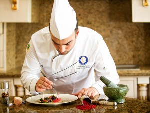Шеф-повар в Antara Palace