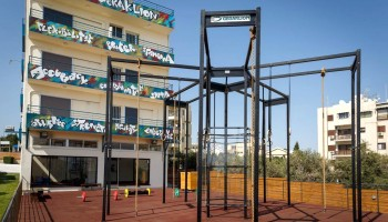 Спортзал Aphrodite Games Camp