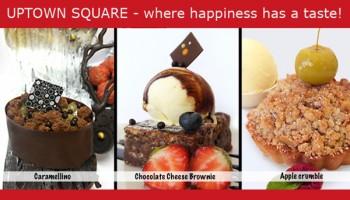 Chesters desserts