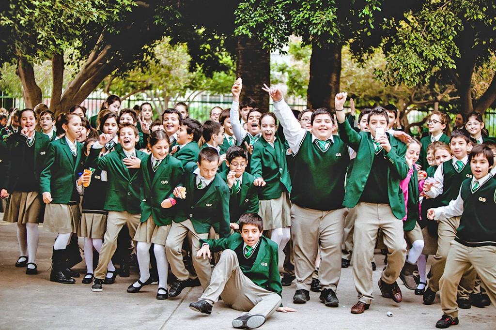 Grammar school junior