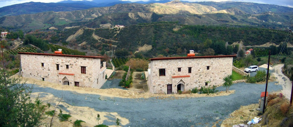 Деревня Милью