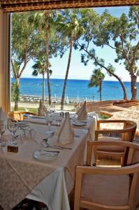 Ресторан отеля Poseidonia