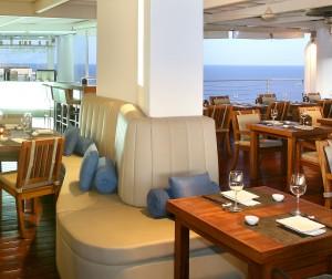 Ресторан UMI в отеле Grecian Park