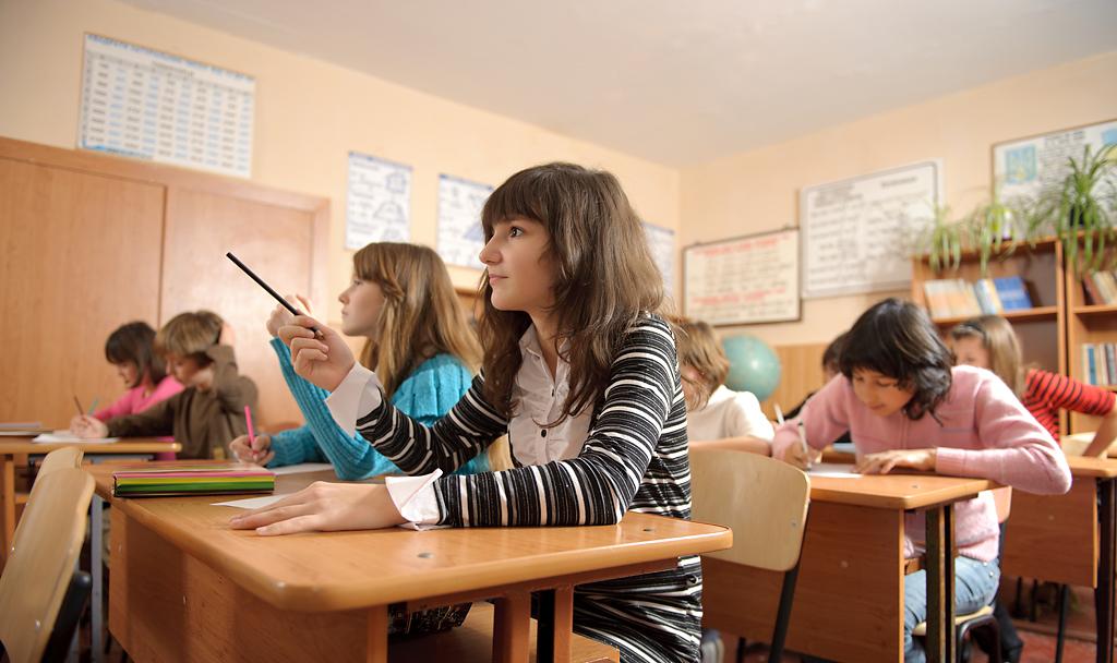 Школа на Кипре