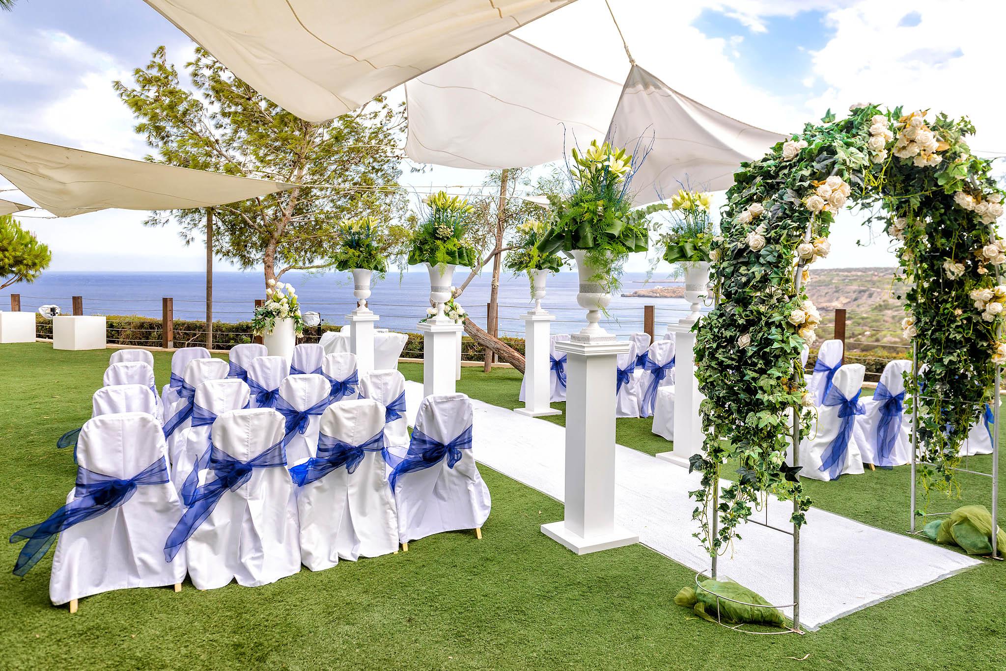 Торжественные мероприятия в отеле Grecian Park