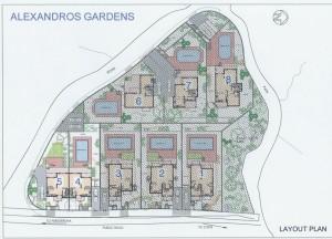 Alexsandros Gardens (таунхаус 5)