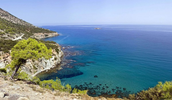 Природная жемчужина Кипра: ущелье Авакас