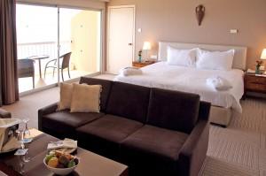 Номер Suite в отеле Poseidonia