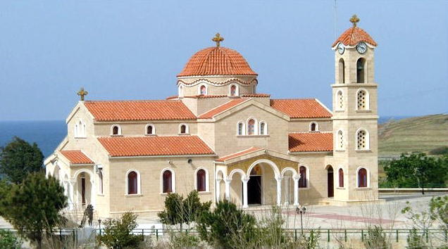 a Christian Orthodox church