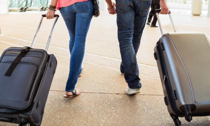 Люди с чемоданами