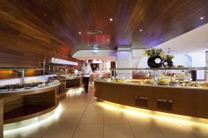 Ресторан Kalypso в отеле Amathus