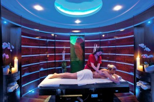 Комната Pleasure в СПА отеля Amathus