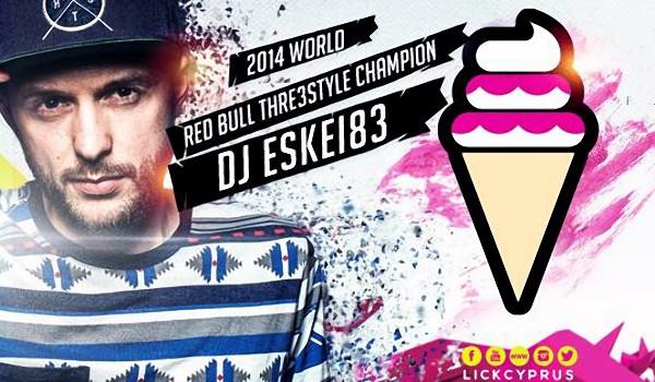 Диджей ESKEI83 в клубе Breeze DT