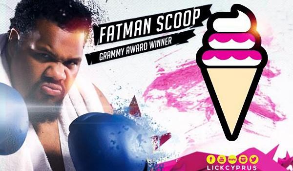 Fatman Scoop в Breeze DT