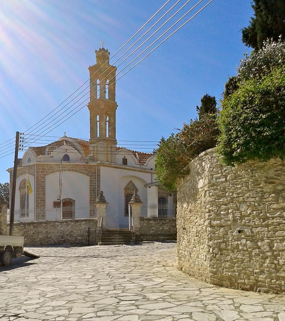 Деревня Като Дрис